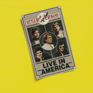 Album Live In America from Little River Band