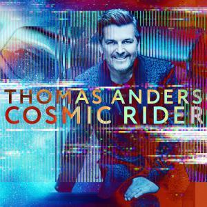 Album Cosmic Rider from Thomas Anders