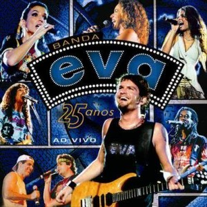 Album 25 Anos from Banda Eva