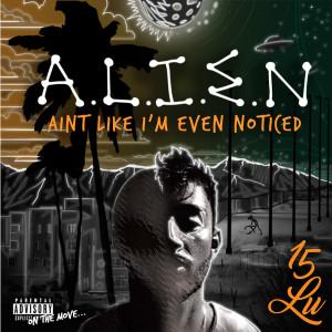Album Alien (Explicit) from QuinceLu