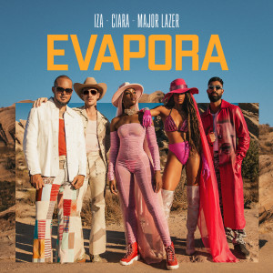 Album Evapora from Major Lazer