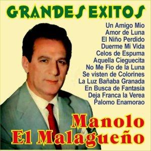 Album Grandes Exitos from Manolo el Malagueño