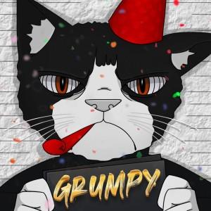 Album Grumpy from Black Mirror Designer