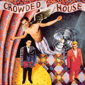 Crowded House 1986 Crowded House