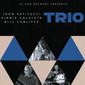 Album TRIO from John Patitucci