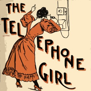 The Drifters的專輯The Telephone Girl
