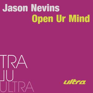 Jason Nevins的專輯Open Ur Mind