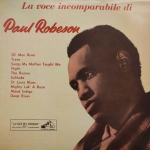 Album La Voce Incomparabile di Paul Robeson from Paul Robeson