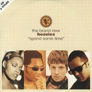 Album Spend Some Time from The Brand New Heavies