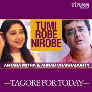 Album Tumi Robe Nirobe - Single from Antara Mitra