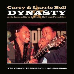 Album Dynasty from Carey Bell