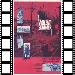 Album Violent Summer from Fausto Papetti