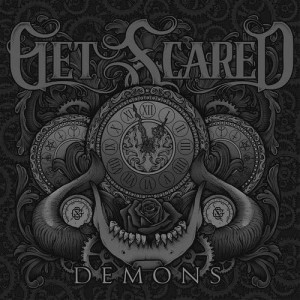 Album Demons from Get Scared