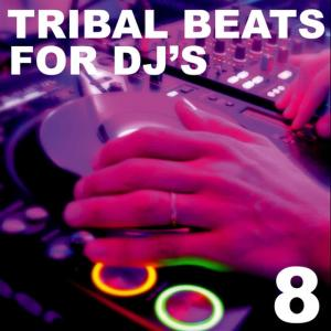 Album Tribal Beats for DJ's - Vol. 8 from Various Artists