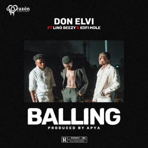 Album Balling Single from Don Elvi