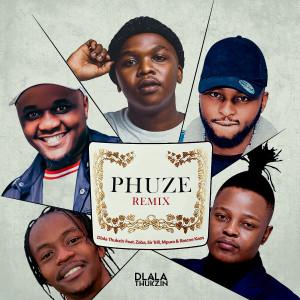 Listen to Phuze (Remix) song with lyrics from Dlala Thukzin