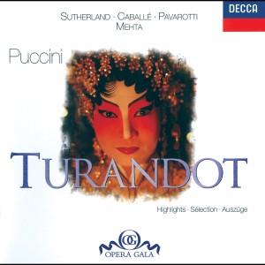 Dame Joan Sutherland的專輯Puccini: Turandot - Highlights