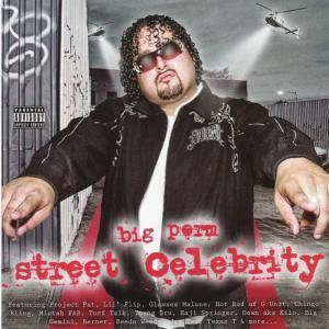 Album Street Celebrity from Big Perm
