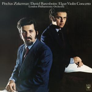 Pinchas Zukerman的專輯Elgar: Violin Concerto in B Minor, Op. 61
