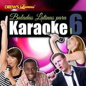 The Hit Crew的專輯Baladas Latinas Para Karaoke, Vol. 6