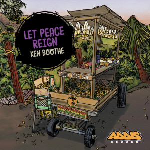 Album Let Peace Reign from Ken Boothe
