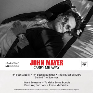 Album Carry Me Away from John Mayer