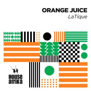 Album Orange Juice from LaTique