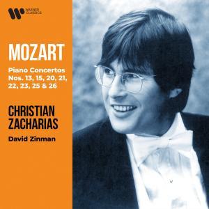 """David Zinman的專輯Mozart: Piano Concertos Nos. 13, 15, 20, 21, 22, 23, 25 & 26 """"Coronation"""""""
