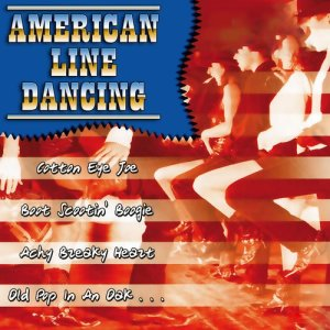 Album American Line Dancing from The Delta Line Dance Band