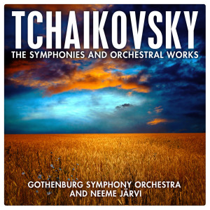 Album Tchaikovsky: The Symphonies and Orchestral Works from Neeme Jarvi