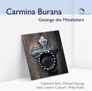 Album Carmina Burana - Gesänge des Mittelalters from Michael George