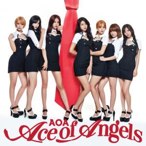 อัลบัม Ace of Angels ศิลปิน AOA