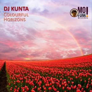 Album Colourful Horizons from Dj Kunta