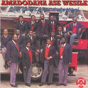 Album Eloi Eloi Lamasabakathani from Amadodana Ase Wesile