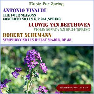 Album Music for Spring (Recordings of 1936, 1951 & 1960) from Stuttgarter Kammerorchester