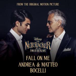 Dengarkan Fall On Me (English Version) lagu dari Andrea Bocelli dengan lirik