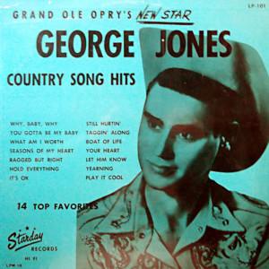 Album Grand Ole Opry's New Star from George Jones