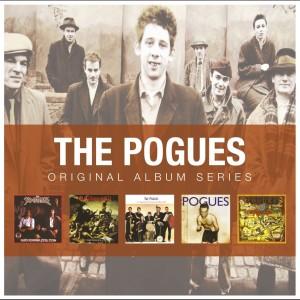 The Pogues的專輯Original Album Series