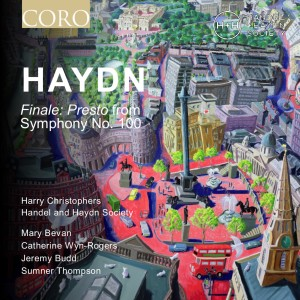 Album Haydn: Finale from Symphony No. 100 in G Major Hob. I:100 'Military' from Harry Christophers