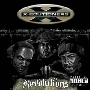 Album Revolutions from X-Ecutioners