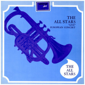 Album Live 'European Concert' from The All Stars