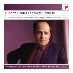 Pierre Boulez的專輯Pierre Boulez Conducts Debussy (G010004406632U)