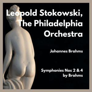 Stokowski的專輯Symphonies Nos 2 & 4 by Brahms