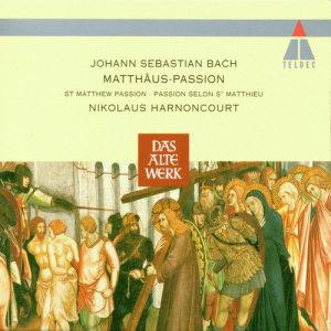 Album Bach: St Matthew Passion, BWV 244 from James Bowman