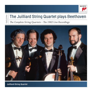 Album Beethoven: The Complete String Quartets from Juilliard String Quartet