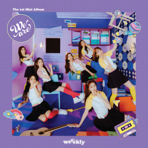 Album We are from Weeekly