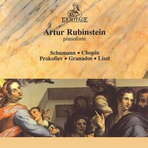 Artur Rubinstein的專輯Artur Rubinstein: Schumann, Chopin, Prokofiev, Granados, Liszt