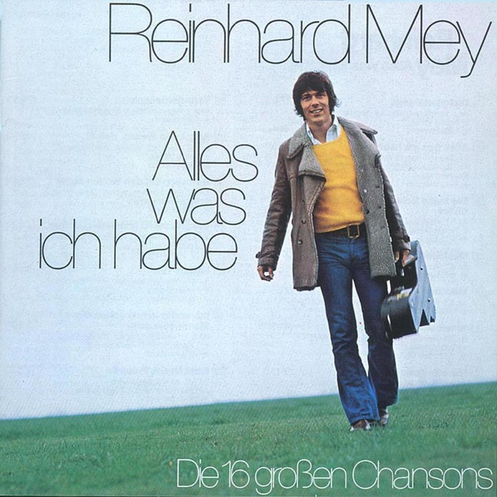 Ankomme Freitag, den 13. 1996 Reinhard Frederik Mey