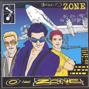 Album DiscO-Zone from O-Zone