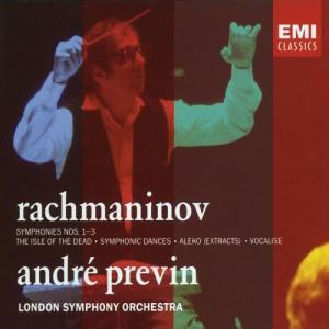 Andre Previn的專輯Rachmaninov: Orchestral Works